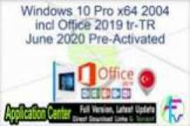 Windows 10 X64 Enterprise LTSC Office 2019 en-US JAN 2021 {Gen2}